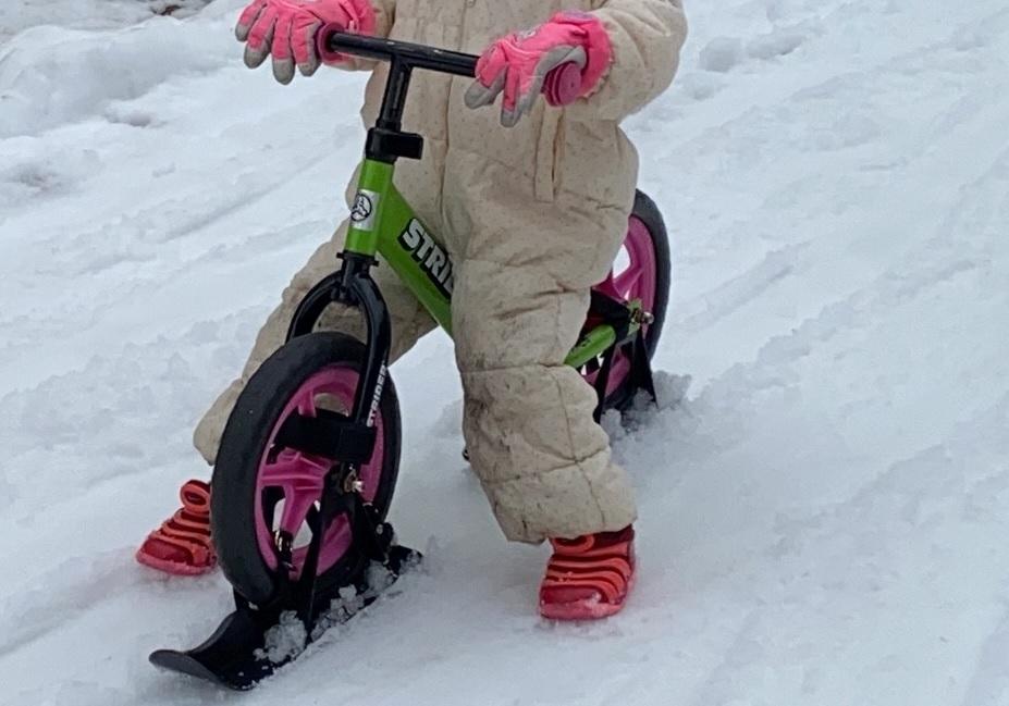 スキー用ストライダー